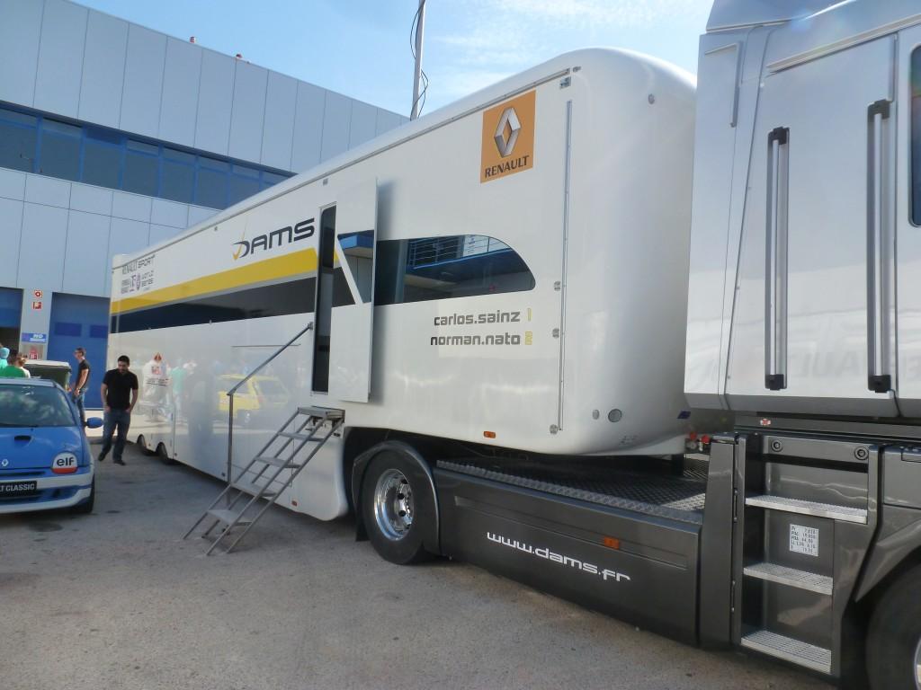 Formula Ford en Jerez, donde se porclamo campeon del mundo Carlos Sain Junior (Octubre-2014)