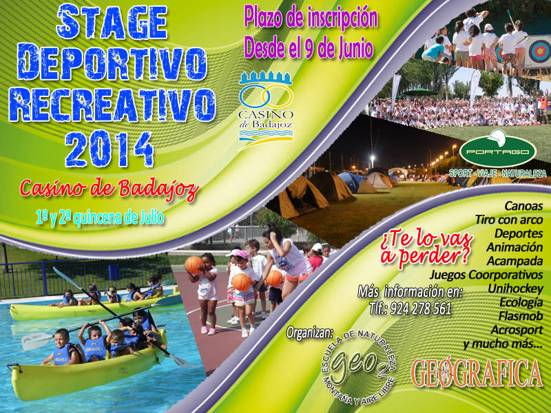 Cartel Stage 2014 Portago copia