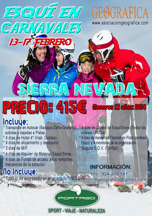 Portago Badajoz Esqui Carnavales 2015_636x900