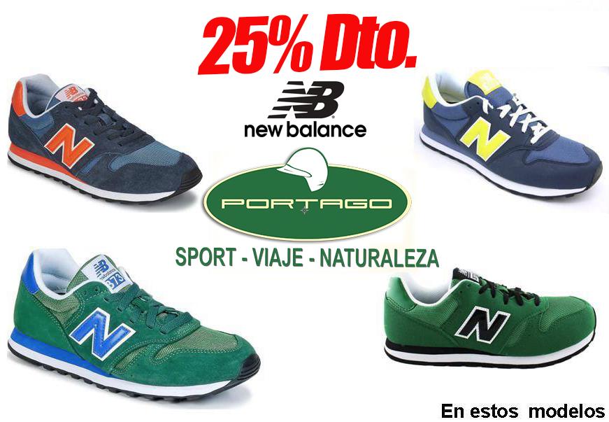 new balance zapatillas portago badajoz
