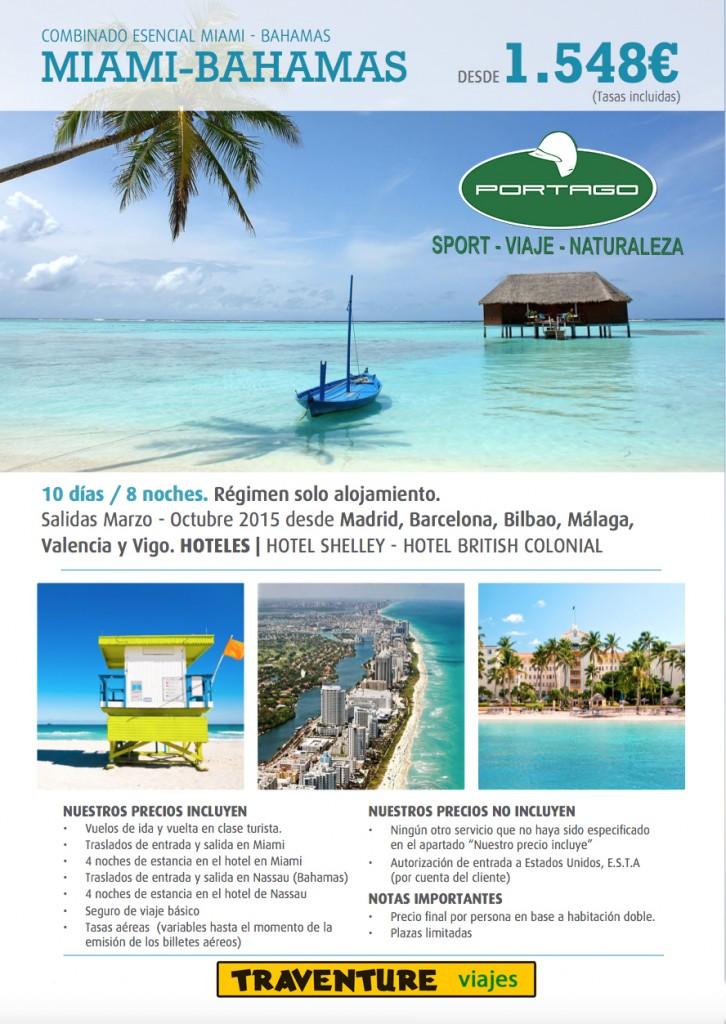 portago badajoz viaje bahamas