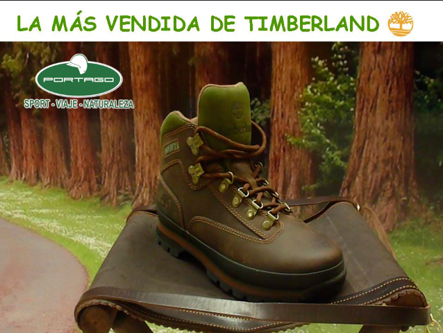 botas Timberland Portago Badajoz