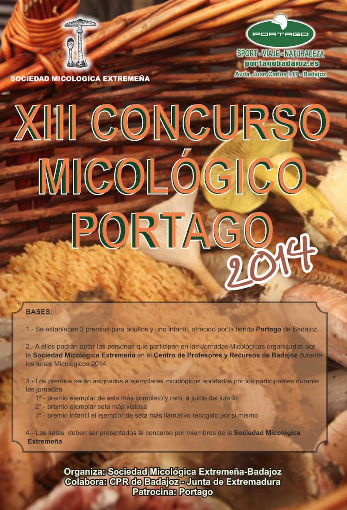 Concurso Micologico Portago Badajoz