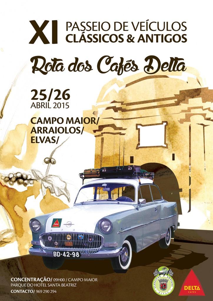 portago badajoz ruta cafes delta
