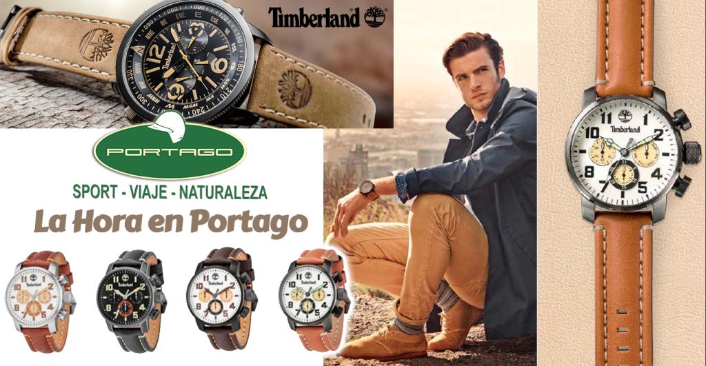 reloj timberland portago badajoz